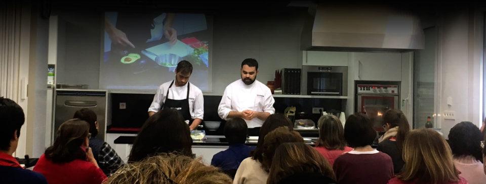 """curso de """"Cocina para fiestas II"""" organizado por Ceicid"""